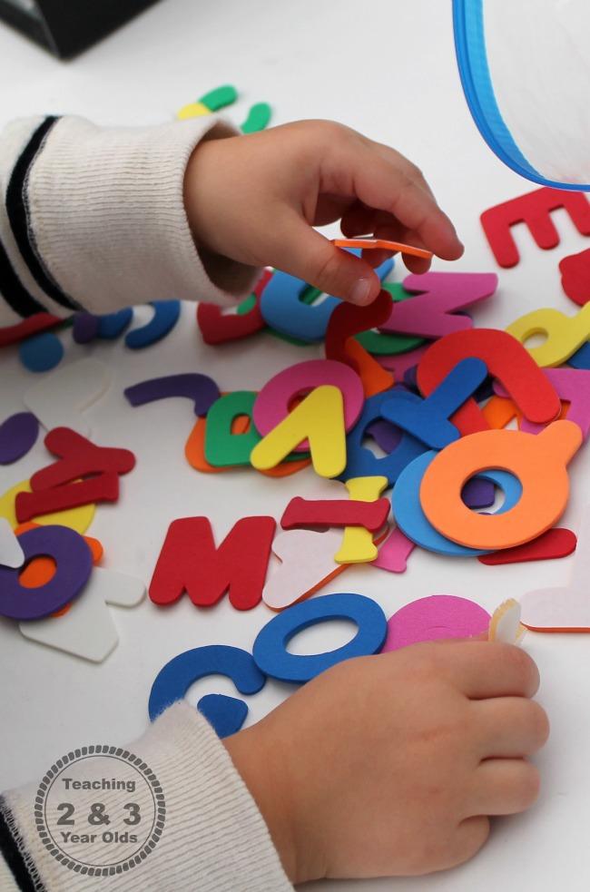 letter learning