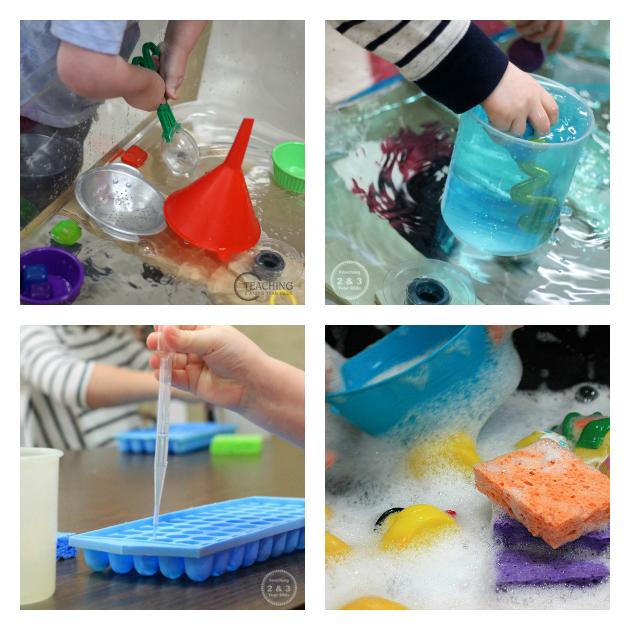 15 Favorite Water Activities For Preschoolers