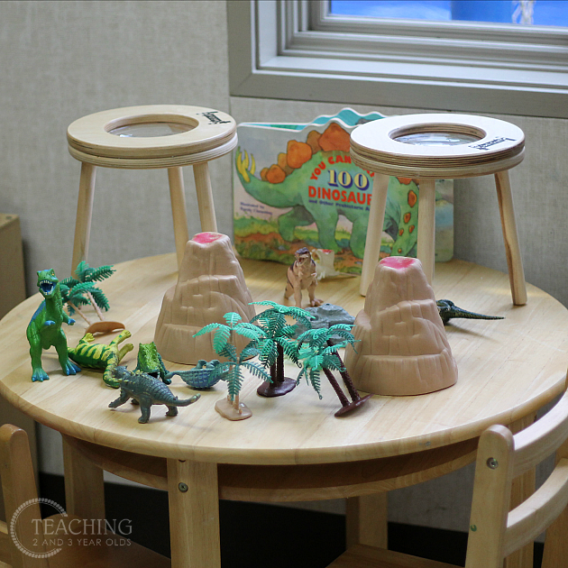 Designs Science Center: How To Set Up Your Preschool Science Center