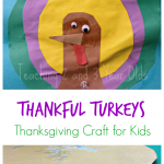 Turkey Thankful Craft
