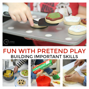 Learn Through Play in the Dramatic Play Area