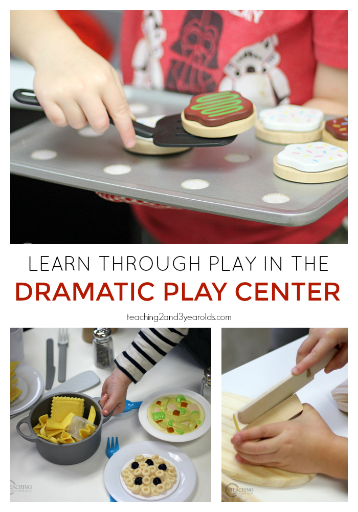 Preschool Dramatic Play