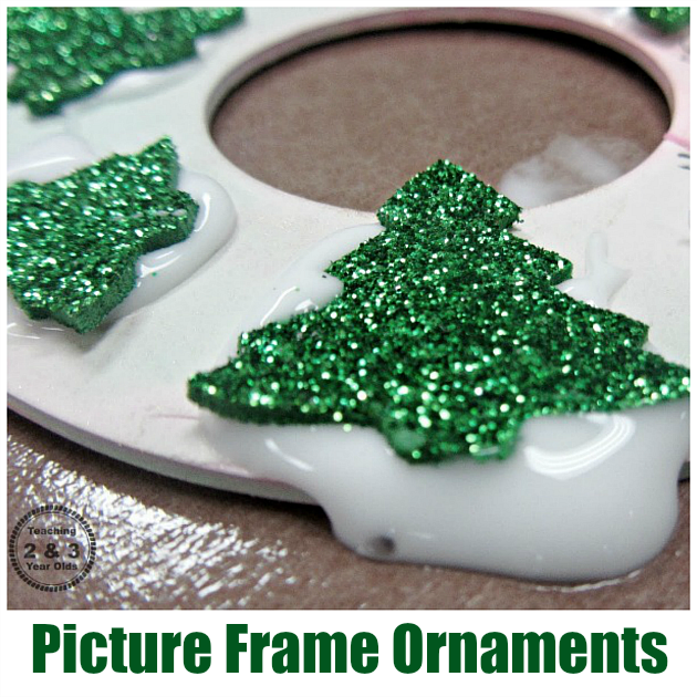 Picture Ornaments for Kids to Make s