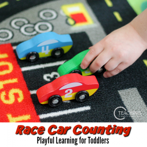 Counting with Race Cars
