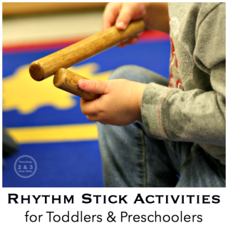 rhythm stick activities