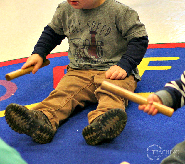 Easy Ways To Use Rhythm Sticks In The Classroom