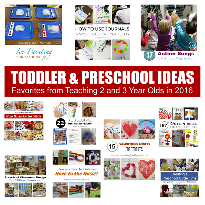 Top 10 toddler and preschool posts for 2016 Are we going to get snow this year 2016