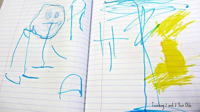 preschool journals