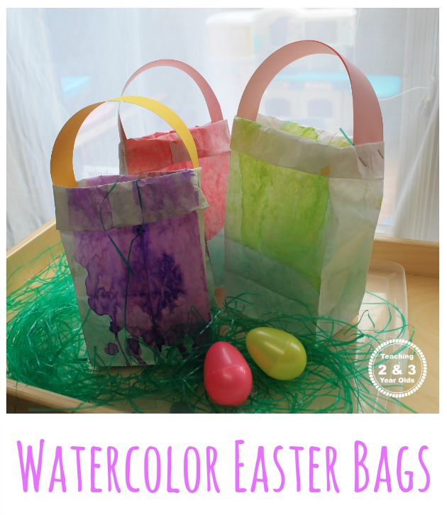 Easy Kids Easter Bags