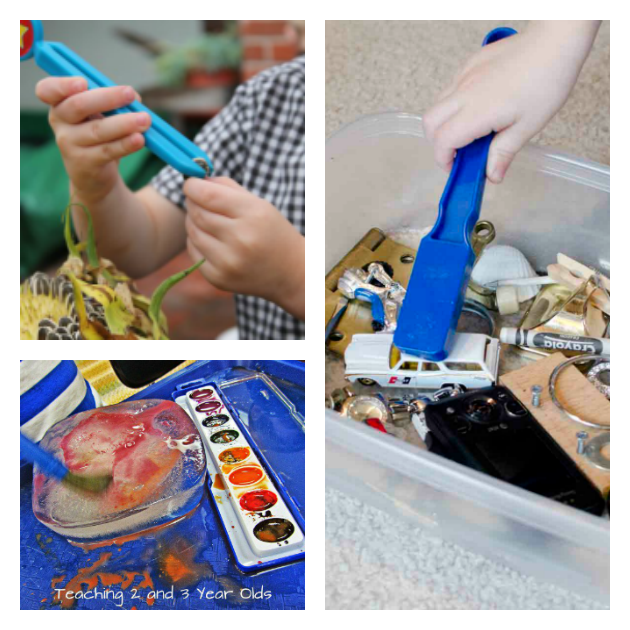 Easy Toddler Science
