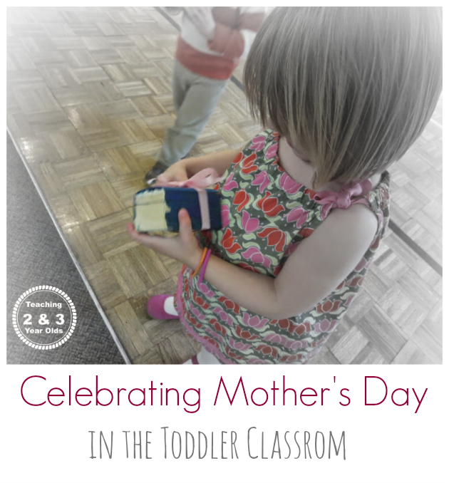 Mothers Day Celebration With Toddlers