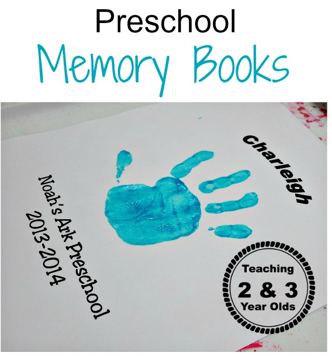 photograph relating to Preschool Memory Book Printable titled Preschool Memory E book - Education 2 and 3 12 months Olds