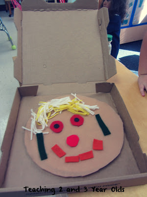 Dramatic Play Pizzeria