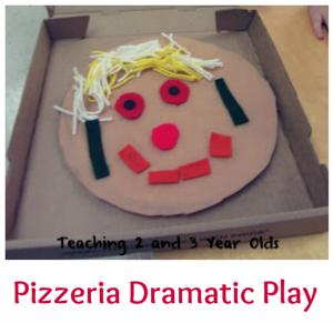 Dramatic Play Pizzeria