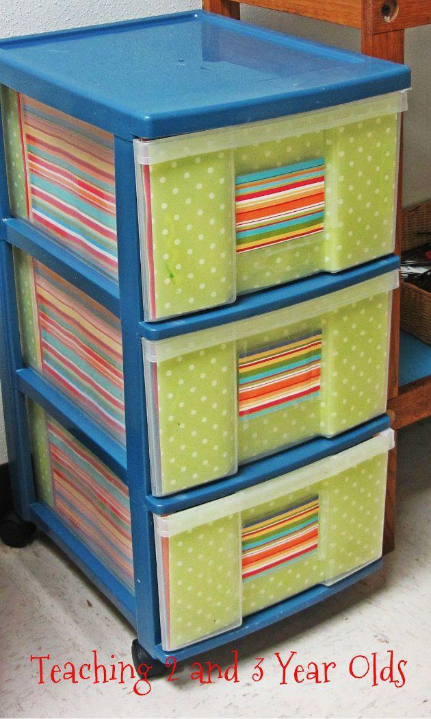classroom organization idea