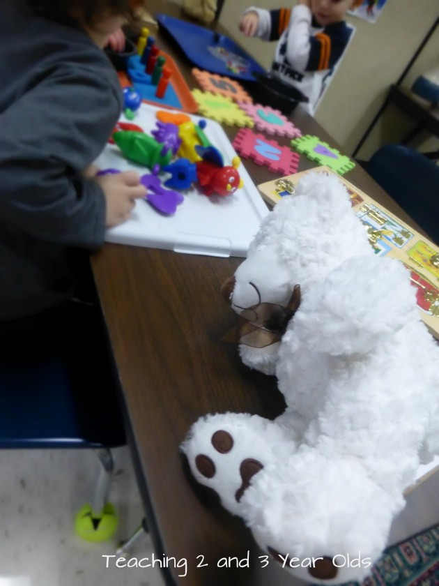 preschool bear activities