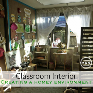 Classroom Interior Ideas