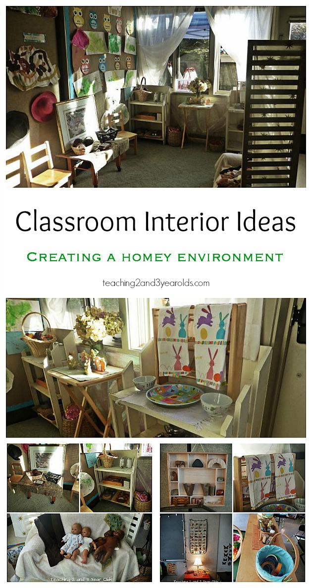 classroom interior ideas