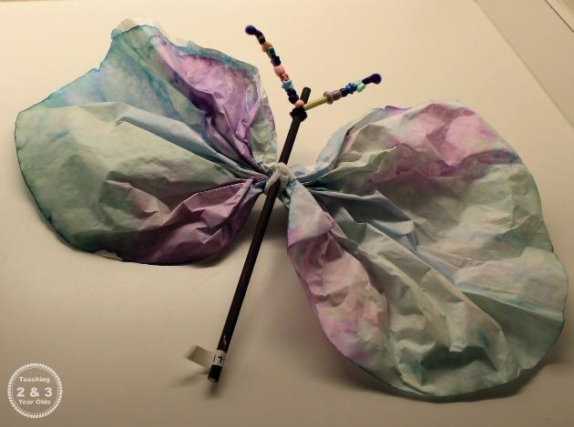 Preschool Butterfly Theme