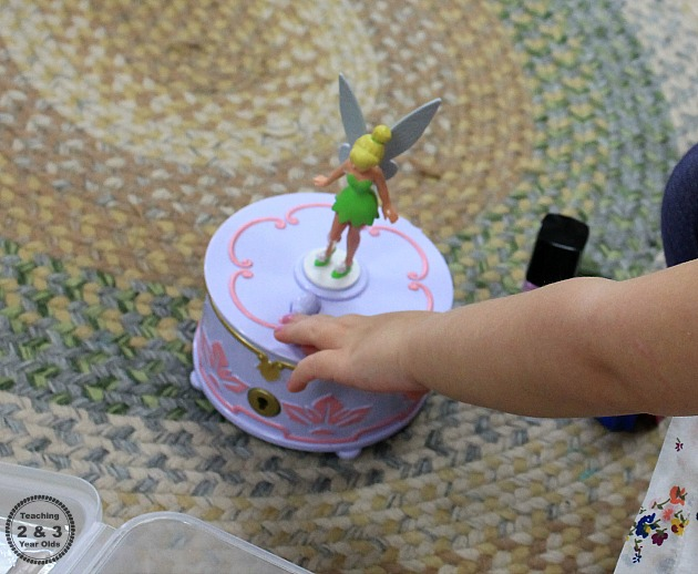 preschool sharing time