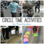 Circle Time Activities for Preschoolers