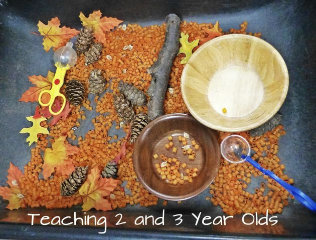 30 Fall Activities For Preschoolers