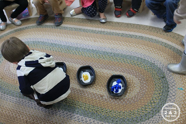 circle time activities for preschool 2