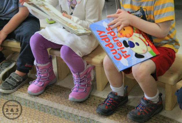 circle time activities for preschool 4