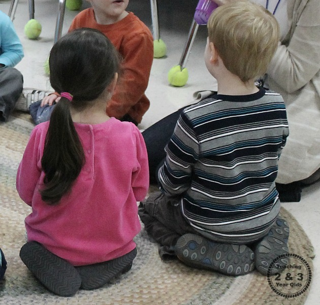 preschool circle time activities 12