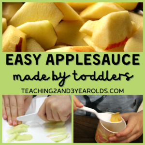 Super Quick and Easy Applesauce Recipe for Kids