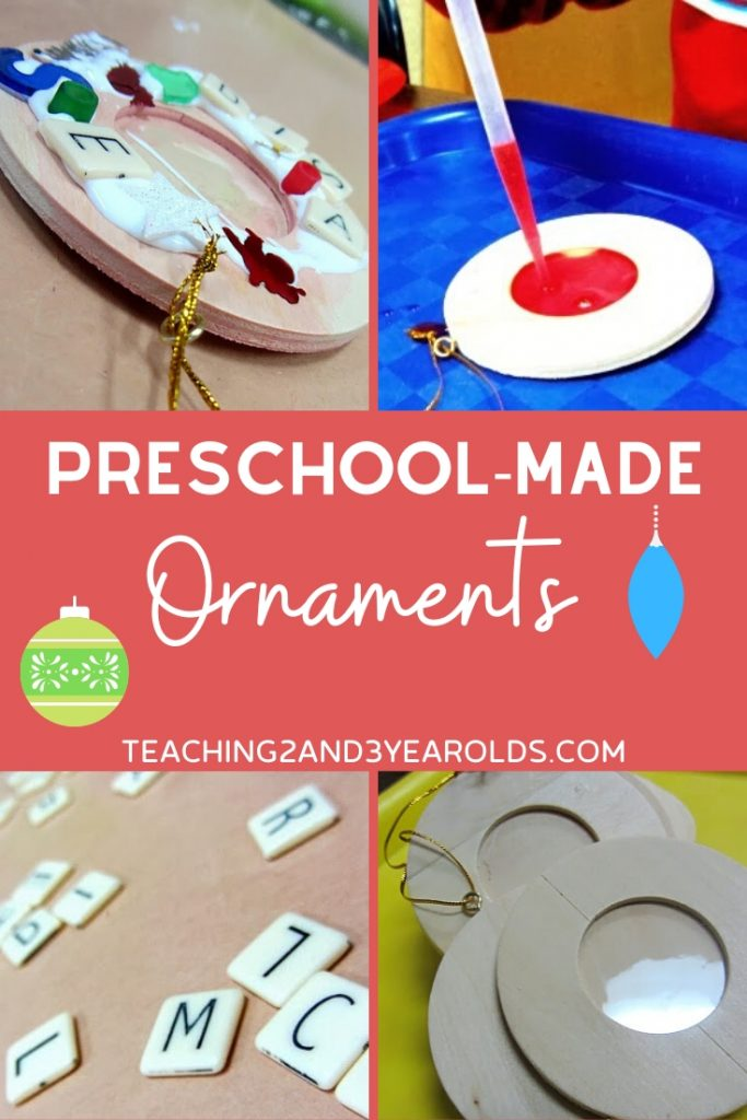 Amazing Collection of Kid Made Ornaments