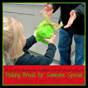 Acts of Kindness for Young Children