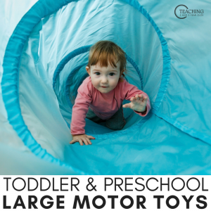 Favorite Toys that Help Develop Large Motor Skills