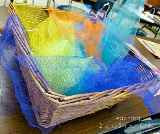 preschool color activities - Colour Activities For Preschoolers