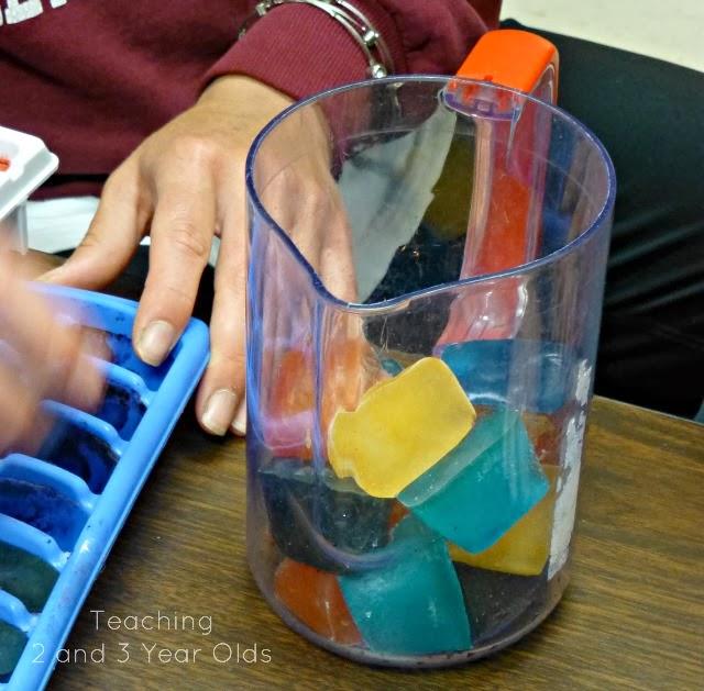preschool color activtities
