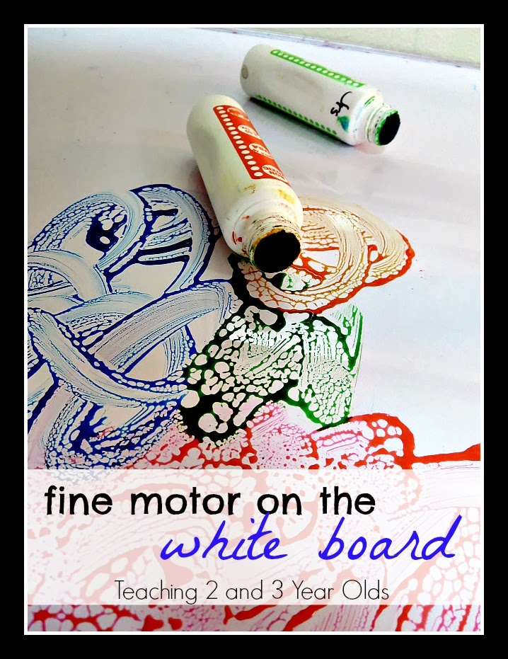 preschool fine motor
