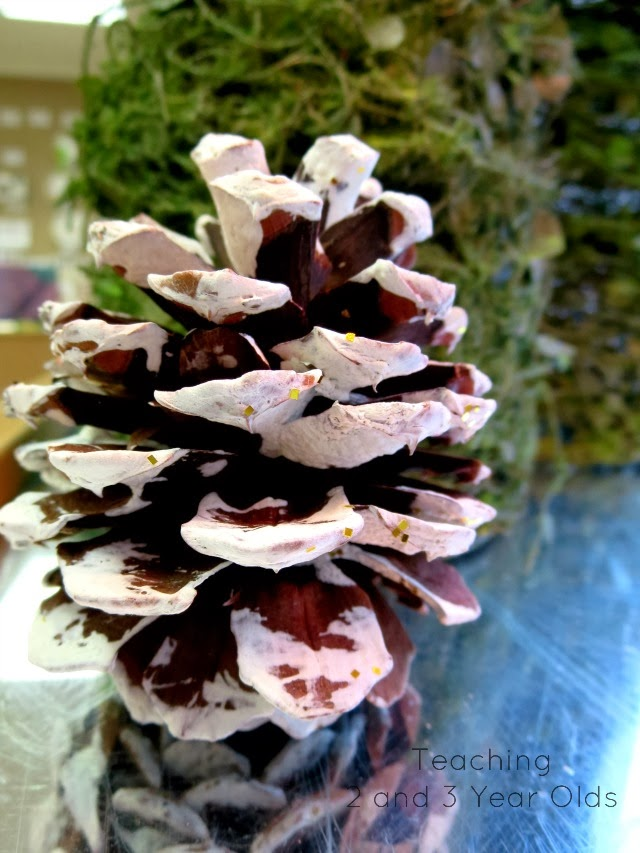 Preschool Pine Cone Crafts