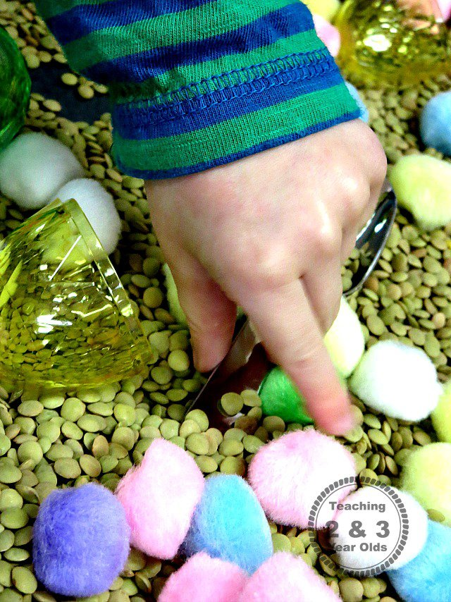 fine motor activity for spring