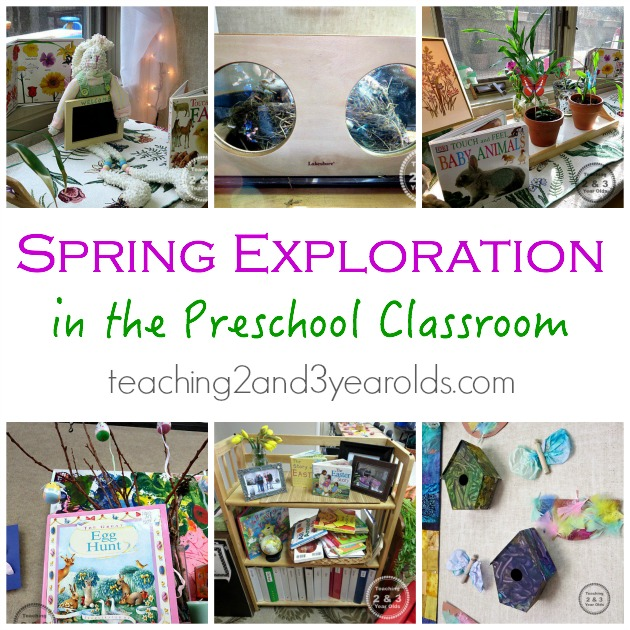 classroom decoration ideas for spring