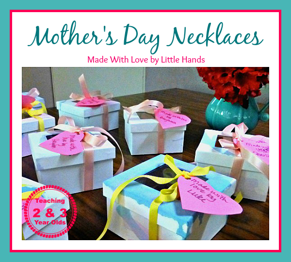 kids mothers day craft