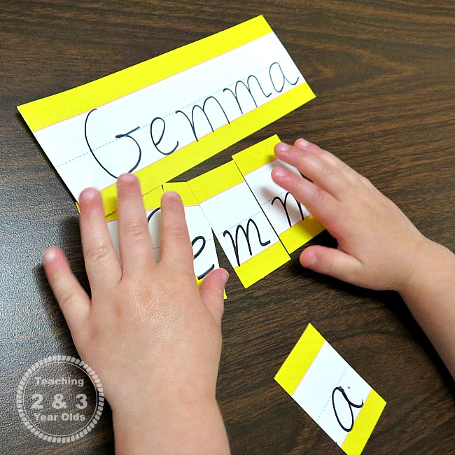 learning to write letters for toddlers