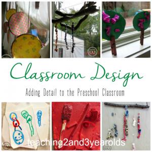 Designing a Classroom