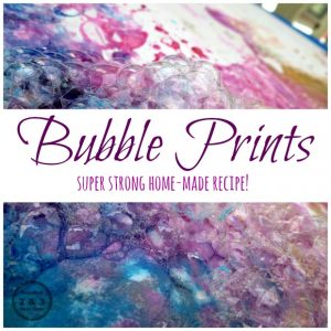 How to Create Bubble Art Using Vibrant Colors