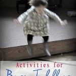 Ideas for busy toddlers