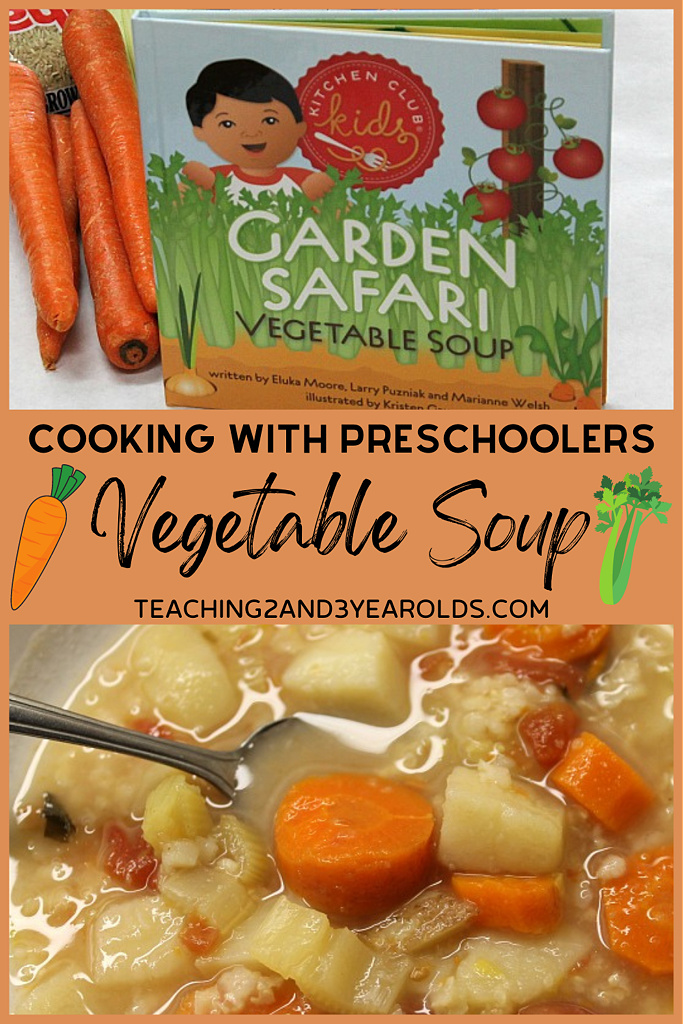 vegetable soup for kids