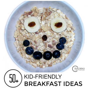 Favorite Breakfasts for Kids
