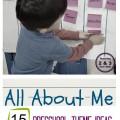 preschool all about me theme
