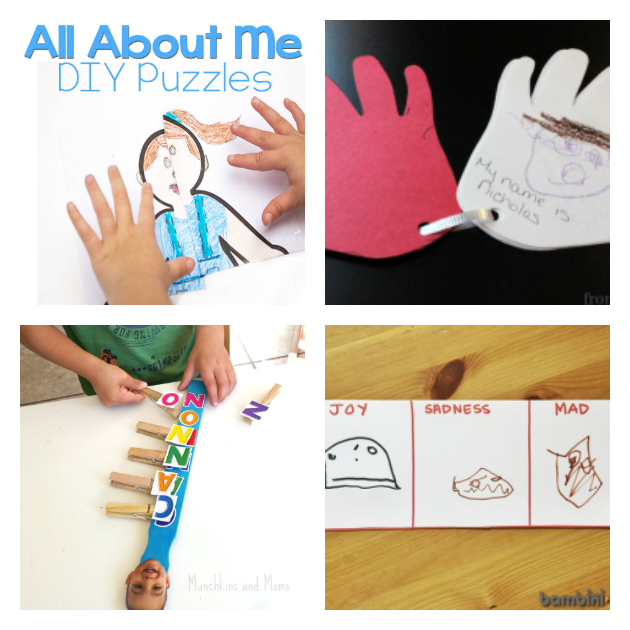 preschool all about me theme