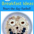 50+ kid friendly breakfast ideas - perfect for back to school!