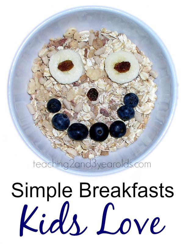 Favorite Kid Breakfasts